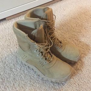 """Rocky 8"""" S2V Military Boots"""